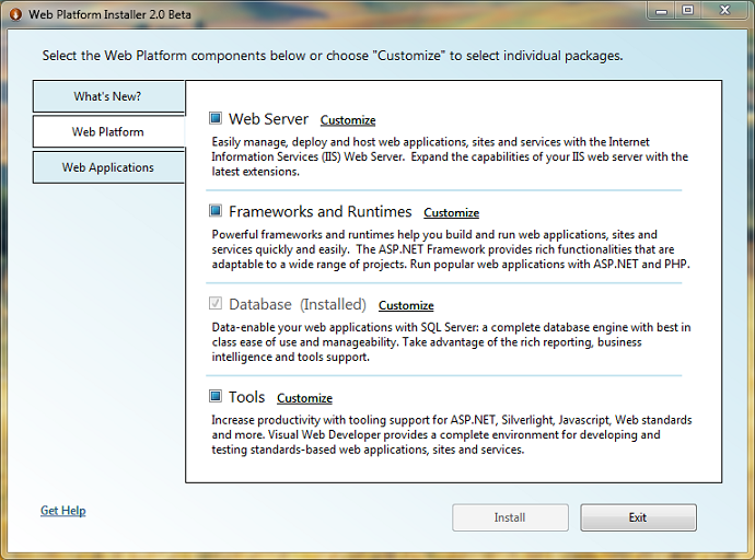 ScottGu's Blog - Microsoft Web Platform Installer