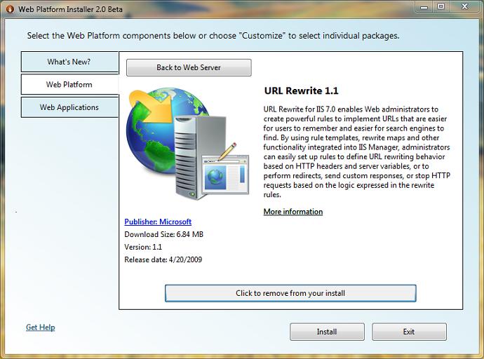 ScottGu's Blog - Microsoft Web Platform Installer